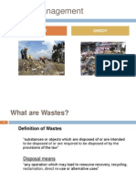 Waste Management Ppx