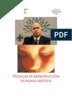 Proyecto de ley que regula las técnicas de reproducción humana asistida