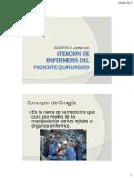 001 Clase Medicoquirurgico