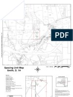 Smith D 1H Spacing Unit Map