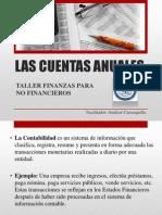 Presentacion Las Cuentas Anuales - Amilcar Carrasquilla