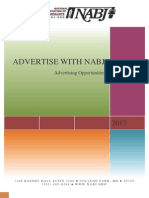 Advertise With NABJ 2013
