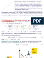 Estructura Electronica Molecular FQ2
