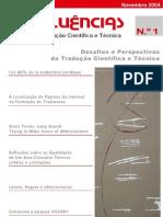Desafios e perspectivas da tradução científica e técnica