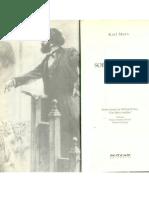 Karl Marx - Sobre o Suicídio