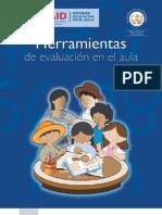 Herramientas de Evaluacion 2011