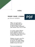 Esprit 6 - 9 - 193303 - Humeau, Edmond - Mages Dans l'Ombre