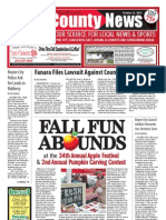 Charlevoix County News - October 11, 2012