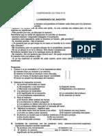 COMPRENSIÓN LECTORA Nº 01