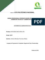 Info II Lenguaje de Programación Doc