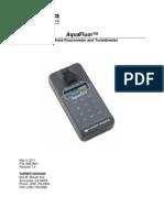 AquaFluor Manual v1.4