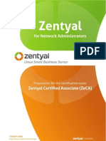 Zentyal for Network Administrators Book Sample En