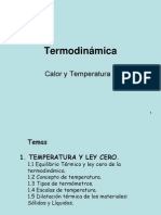 Libro de Termodinamica (Calor y Temperatura)