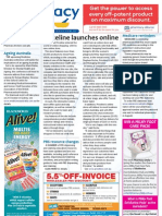 Pharmacy Daily for Fri 12 Oct 2012 - Priceline online, Medicare reminders, PBS resources, After hours pharmacy and much more...