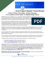 Liquid Church Gangsta Press Release