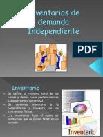 Inventarios de Demanda Independiente