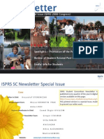 ISPRS SC Newsletter No3 Vol2 Special Issue
