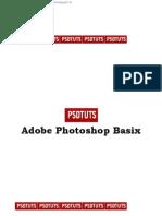 Adobe Photoshop Basics