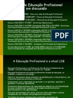 06 - Novas Diretrizes Ed. Profissional