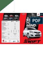 Brochure All New Swift