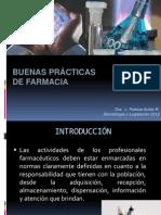 BUENAS PRÁCTICAS DE FARMACIA