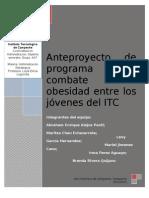 54407638-Anteproyecto-Obesidad