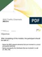 02 RN28192EN14GLN00 BSS Traffic Channels