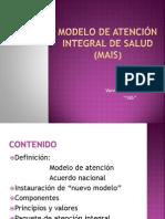 Modelo de Atención Integral de Salud