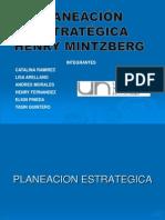 Planecion Estrategica Henry Mintzberg