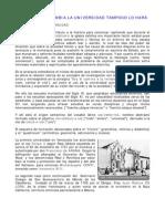 Ángel C. Colmenares E. - Si el país no cambia la Universidad tampoco lo hará