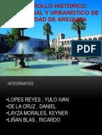 Planeamiento Urbano Arequipa