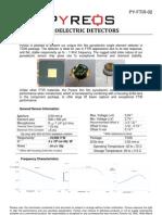 Detector Pyreos