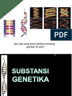 Gen, DNA & Kromosom-XII IPA-SMAN 21 Jakarta-Bu.Sondang