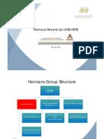 AMEC 2011 Presentation