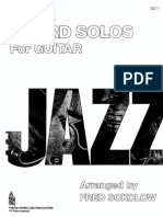 Jazz Chords Solos