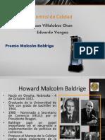 Malcolm Baldrige