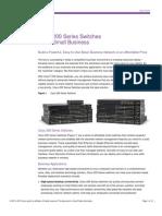 Data_sheet_cisco SG 200-08P Smart Switch