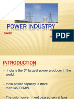 Power Industry Ppt
