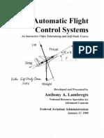 Auto Matic Flight Controll 4-2