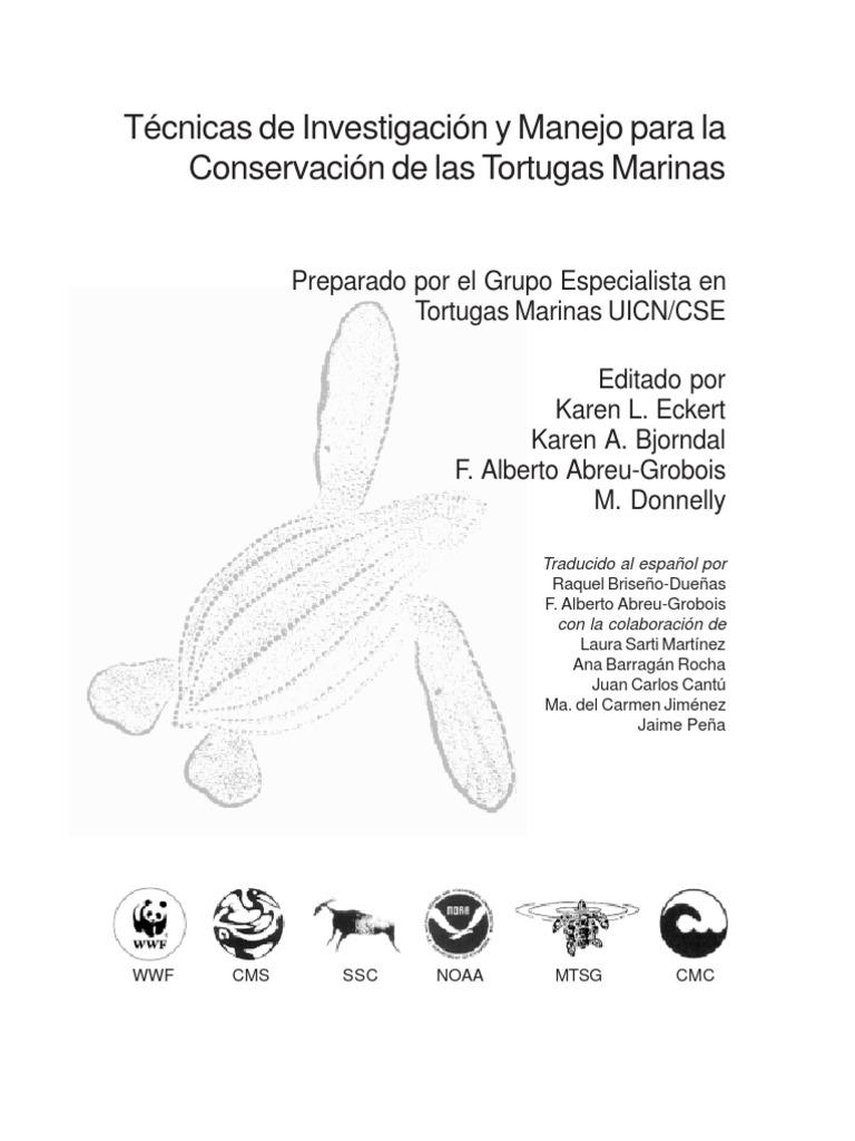 Manual Tortugas Marinas