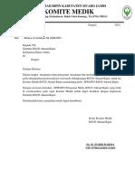 Surat Ke Direktur