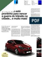"""NOVO RENAULT CLIO NO """"i"""""""