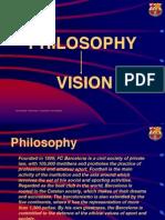Barcelona Vision & Philosophy