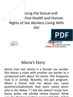 Advancing Sexual and Reproductive Health Rights of Sex Workers_sexual and Reproductive Health