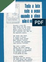 Poema - Toda a Luta Vale a Pena (P)