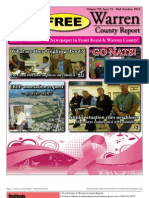Mid October, 2012 edition of Warren County Report
