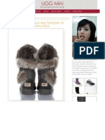 UGG Minisite Page3