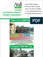 Guide Wall Properties