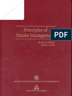 Principles of Smoke Management. John H. Klote, James a. Milke