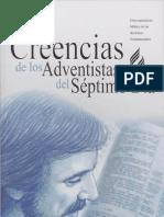 Adventistas - Creencias de Los Adventistas Del Septimo Dia